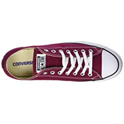 Converse Chuck Taylor All Star Ox Zapatillas de Tela Unisex Adulto