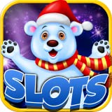 A Santa Paws Video Slots Polar Bear Machines - Vegas furry animals Online Mobile iceberg Bonuses Casino experience