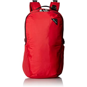 Pacsafe Vibe 25 Anti-Theft 25L Backpack, Red