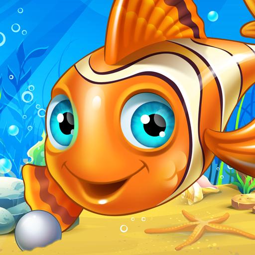 Spiele Fishdom (Reef Rescue: Match 3 Adventure)