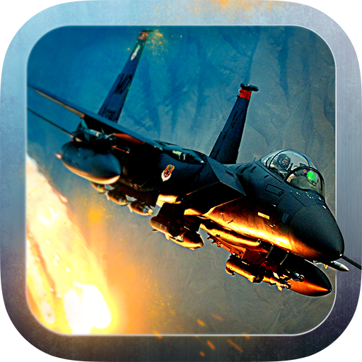Fighter Jet : Aerial Takeout -