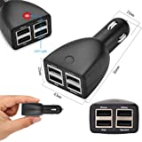 ODM Car Charger Black