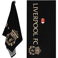 Liverpool F.C. Beach Towel, 70cm x 140cm, Liverpool Gifts For Men Teens Kids