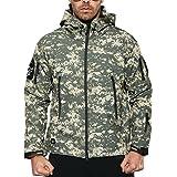 ANTARCTICA mens Mountain Waterproof Ski Jacket Outdoor Sports Windproof Rain Jacket
