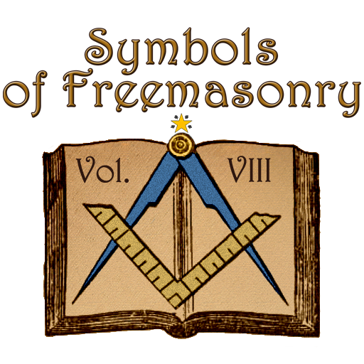 Symbols of Freemasonry V. VIII