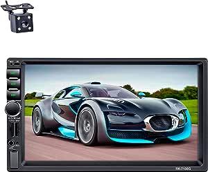 Lslya Bluetooth Autoradio Autoradio Dual 2 Din Elektronik