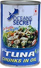 Oceans Secret Tuna Chunks in Oil, 425g