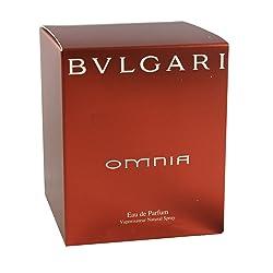 Bulgari Omnia vaporizador eau de parfum 1er paquete 1 x 40ml