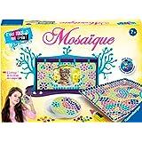 Ravensburger - Coffret Maxi Mosaïque - Thème Aniamux - Loisir créatif - Kit d'activités enfants - A partir de 7 ans - inclut