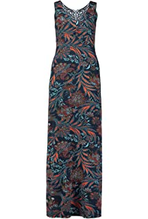 a3eb0e6160f Expresso Gitta Damen Jumpsuit Jersey  Amazon.de  Bekleidung