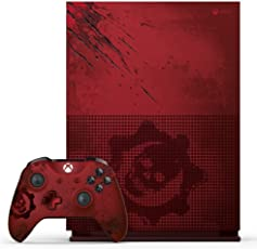 Xbox One S 2TB Konsole - Gears of War 4 Limited Edition Bundle