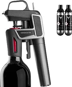 Coravin 100010 Model Two, Acciaio_Inossidabile