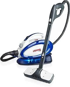 Polti PTEU0233 Go Vaporetto - Generatore di vapore con tappo di sicurezza antisvito e pratica maniglia di sollevamento