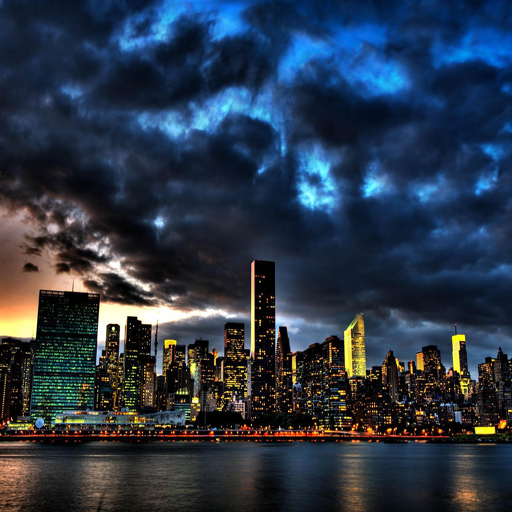 City Landscape Live Wallpaper Free