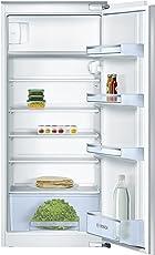 Bosch KIL24V60 Serie 2 Einbau-Kühlschrank / A++ / Kühlen: 193 L / Gefrieren: 17 L / Abtau-Automatik / Pizza-Gefrierfach/ Fest montiert