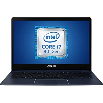 "Asus UX331UA-EG029T Notebook 13.3"" FHD, Intel Core i7-8550U, RAM 8 GB, SSD da 256 GB, Scheda Grafica Integrata, Tastiera Retroilluminata, Windows 10 Home [Layout Italiano]"