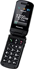 Panasonic KX-TU329EXME Senioren-Handy 6,09 cm (2,4 Zoll), 2MP Kamera, Notruftaste