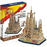 Cubic Fun 3D Puzzle Giralda Turm Sevilla Spanien Mittel