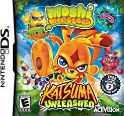 Moshi Monsters: Katsuma Unleashed (Nintendo DS) (NTSC)
