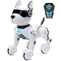 Jouet Robot télécommandé pour Chien, Robots pour Enfants, Rc Toys Robot pour Enfants 2,3,4,5 Ans et Plus, Robot et Jouet…