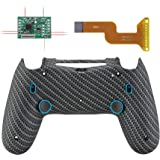 eXtremeRate Dawn 2.0 Remap kit Trigger Stop per Playstation 4 Joystick CUH-ZCT2 Scheda&Cover Posteriore&2 Tasti Posteriori&Bl
