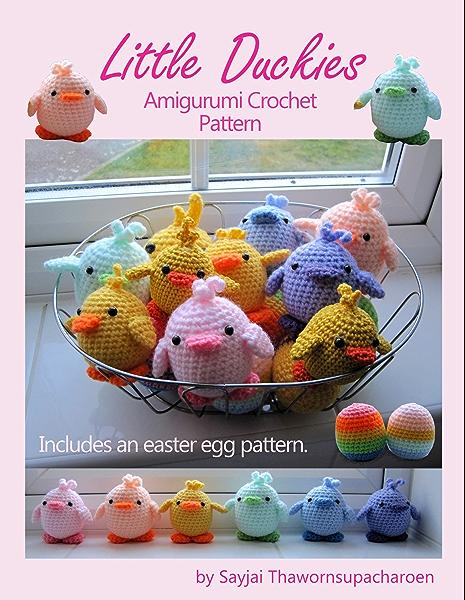 Nurse Jazzy Amigurumi Crochet Pattern eBook by Sayjai ... | 600x465