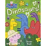 Peppa Pig: Dinosaurs! Sticker Book