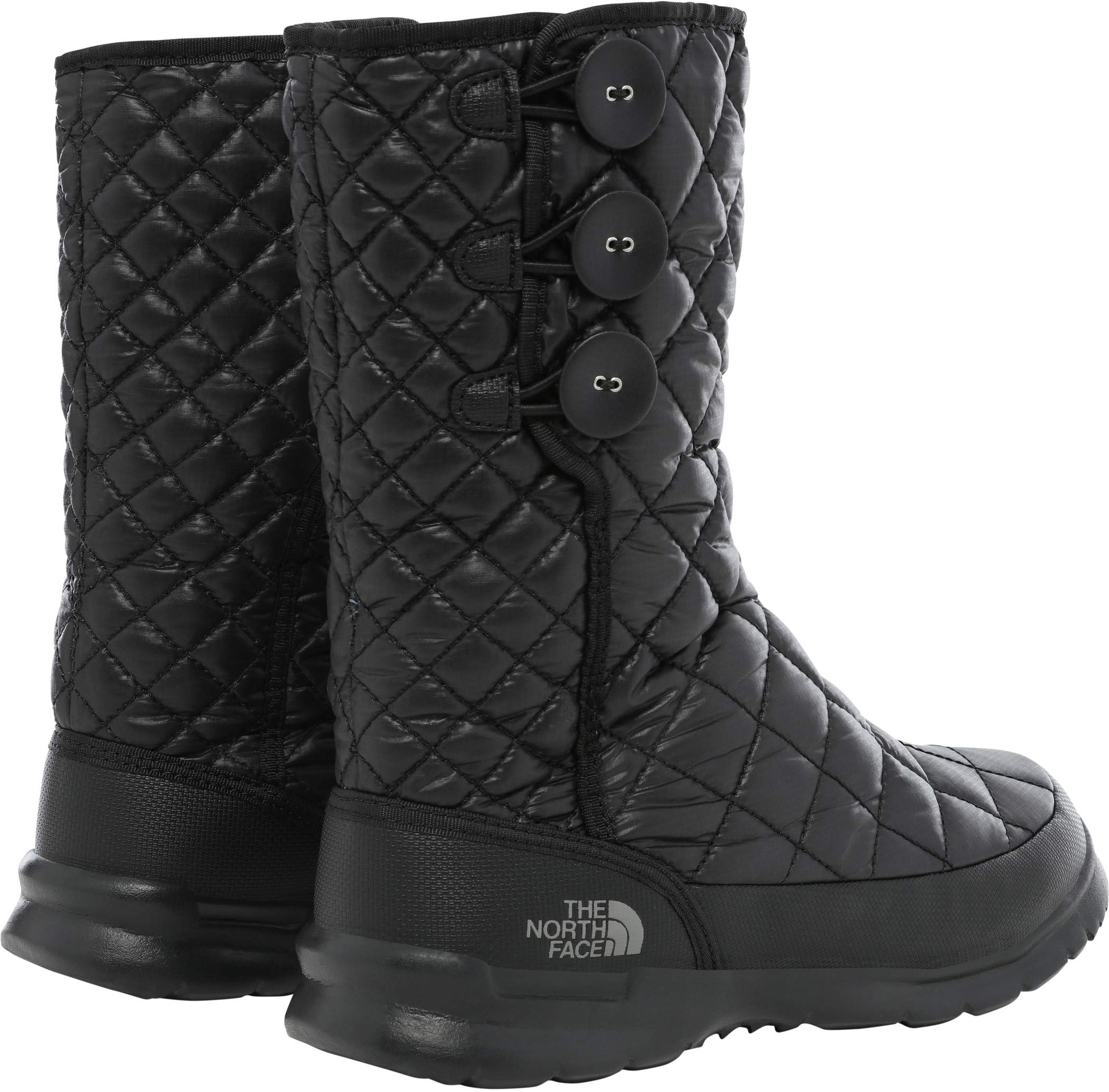 The North Face Women's W Thrmoball Buttonup High Rise Hiking Boots 3