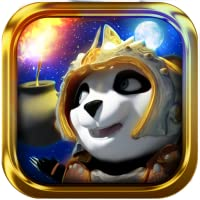Panda Bomber - 3D Dark Lands