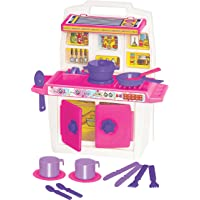 Toyzone - 44734 Disney Princess My Little Kitchen Set/Play Set for Girls -Multicolour