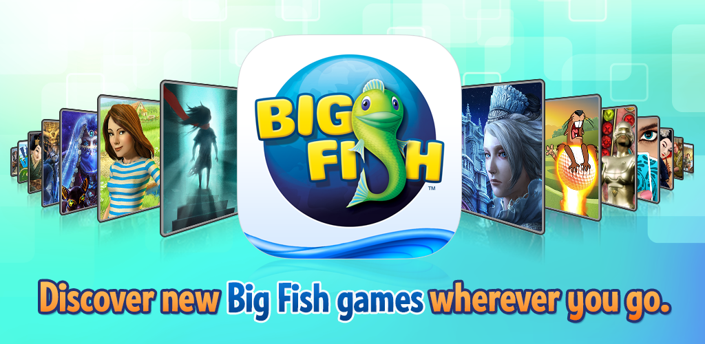 Big Fish Games Android