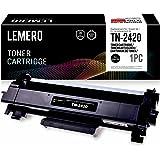 LEMERO Compatibile TN-2420 TN2420 TN-2410 TN2410 [con Chip] XL Cartuccia di toner per HL-L2310D HL-L2350DN HL-L2370DN HL-L2375DW MFC-L2710DN MFC-L2710DW MFC-L2730DW MFC-L2750DW DCP-L2510D DCP-L2530DW