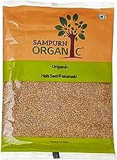 Sampurn Organic Methi Seed, 200g (Pack of 2)