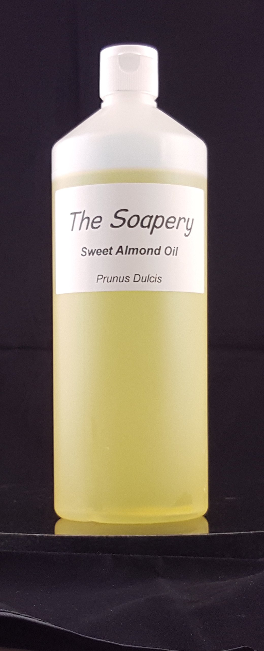 Sweet Almond Oil – 1 Litre Cosmetic Grade for Massage, Aromatherapy, Soaps, Lotions.