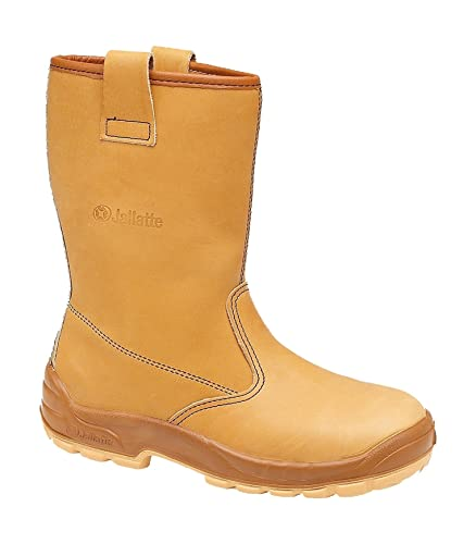 Jallatte Jalaska S3 Rigger Safety Boots: Amazon.co.uk: Shoes & Bags