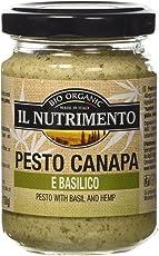 Probios - Il Nutrimento Pesto Canapa e Basilico - 130 gr