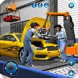 Des sports Voiture Fabricant Usine 2018 Voiture Mécanicien Simulateur & Auto Constructeur Jeux