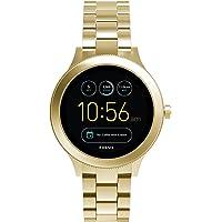 Fossil Q Venture Gen 3 Smartwatch Unisex, Cassa e Bracciale in Acciaio Colore Oro, Compatibile con Android e iOS