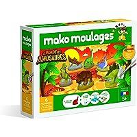 Mako Moulages - Kit Créatif - Coffret Le Monde des Dinosaures