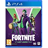 Fortnite: The Last Laugh Bundle (PS4) Download Code Only