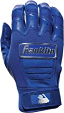 Franklin Sports CFX Pro Full Color Chrome Series Batting Gloves