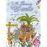 La Semana Santa de Sevilla (Tradiciones con pegatinas)