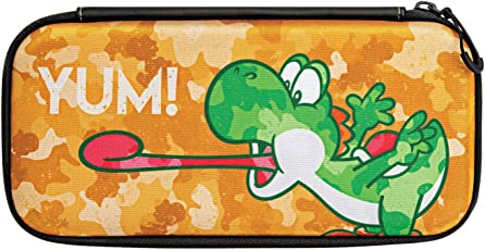 PDP Nintendo Switch Slim Travel Case Yoshi Camo Edition, 500-108 - Nintendo Switch