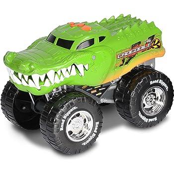 """Road Rippers """"Wheelie Monsters Crocodile Truck"""