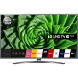 LG 65UN81006LB 65 Inch UHD 4K HDR Smart LED TV with Freeview HD/Freesat HD - Light Grey Pearl colour (2020 Model) with…