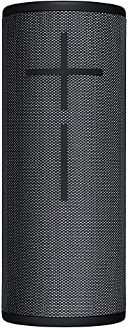 Ultimate Ears Boom 3 Portable Wireless Bluetooth Speaker, Deep Rich Bass, Waterproof, Floating, One Touch Music Control, Con