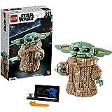 LEGO 75318 Star Wars: The Mandalorian, Figurine de l'Enfant Bébé Yoda, idée Cadeau sur Le thème de Star Wars et The Child Man