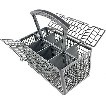 Spares2go Universal Geschirrspuler Besteckkorb Gitter Deckel