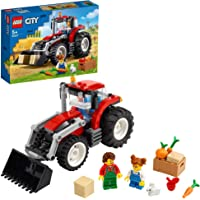 LEGO Tractor Building Blocks for 5 Years and Above