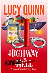 Highway to Homicide (Secret Seal Isle Mysteries Book 9) Kindle Edition